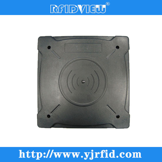 Low frequency fixed card reader
